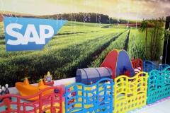 ESpaço Baby montado na empresa SAP