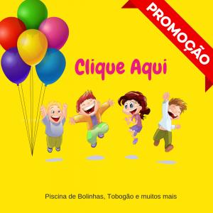 Aluguel de Brinquedos em Promoção